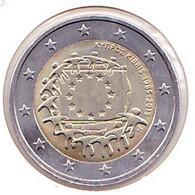 2 Euros Commémoratif 2015 : Chypre (drapeaux) - Cyprus