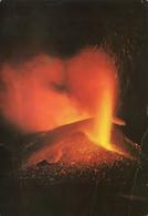 Canaries - La Palma - Volcan De Teneguia (26 Oct. 1971) 50 ANS  Carte Grand Format 210 X 150 +  2 Autres - La Palma
