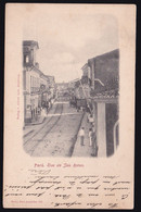 CPA Brasil / Brésil - Pará - Rua De Sao Anton - 1901 - Belém