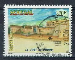 Senegal, 370f., Le Fort De Podor, 2003, VFU - Senegal (1960-...)