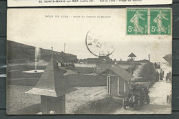 N°54 - Sainte Marie Sur Mer - Sur La Côte - Plage Du Sablon  -  Lav 110 - Otros Municipios