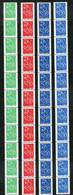 Roulettes Marianne De Lamouche Philaposte - Coil Stamps