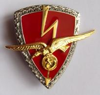Insigne Militaire Aviation Armée De L'Air ECH 10.802 BRETIGNY - Forze Aeree