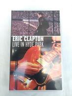 ERIC CLAPTON A HYDE PARK - Concert & Music