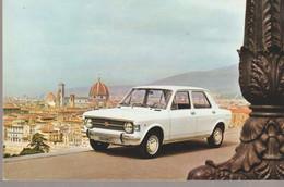 C.P.- PHOTO - FIAT 128 -  GROS MONTI - Turismo