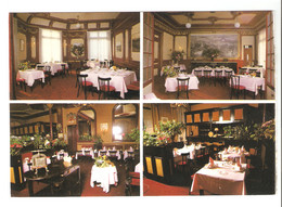 "Carte Publicité Restaurant ""Jean Burin"" Epernay - Epernay"