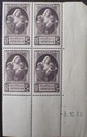 R1507/271 - 1940 - POUR LES VICTIMES DE LA GUERRE - N°465 TIMBRES NEUFS** CdF Avec CD - 1940-1949