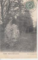ILLIERS -  Menhir De Montjouvin - Illiers-Combray