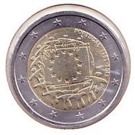 2 Euros Commémoratif 2015 : Portugal (drapeaux) - Portugal