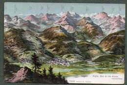 SUISSE - AIGLE - BEX Et Les Alpes - VD Vaud