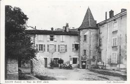 RÉGNY - Tour Du VXIe Siècle - Other Municipalities