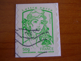 France  Obl  N° 859 - Autoadesivi