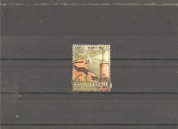 Used Stamp Nr.914 In MICHEL Catalog - Letonia