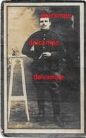 Oorlog GUERRE Alexander Vansteelandt Lichtervelde Soldaat Gesneuveld Te Zarren SEPT 1918 Werken Esen Vladslo Diksmuide - Devotieprenten