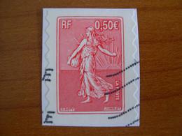 France  Obl  N° 36 - Autoadesivi