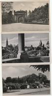 57 - METZ - 3 CARTES WESTMARK - PERIODE ALLEMANDE 1940 - Metz