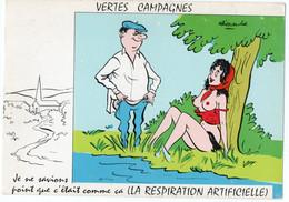 Illustrateur  Alexandre / Vertes Campagnes - Alexandre