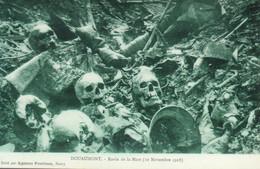 DOUAUMONT  -  Guerre 1914-1918  -  Ravin De La Mort ( 11 Novembre 1918 )  -  Cadavres, Crânes... - Otros Municipios