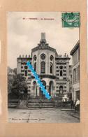 Dept 55 : ( Meuse ) Verdun, La Synagogue, Habitation, Animée. - Verdun