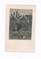 AUCHY LES LA BASSEE TOMBE OBUS  CARTE PHOTO GUERRE 1914 - 1918 ALLEMANDES - Altri Comuni