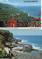 Canaries - La Palma - Communes Diverses - Lot  13 Cartes Neuves, écrites Et/ou Timbrées - La Palma