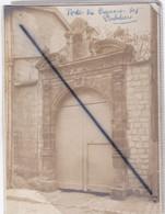 Chalons Sur Marne (51) Carte Photo ; Porte Du Couvent Des Cordeliers - Châlons-sur-Marne
