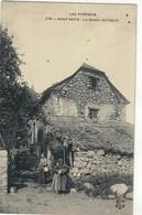 CPA   SAINT - SAVIN   La Maison Des Cagots  N° 279 - Other Municipalities