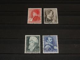 SERIE 274-277  ZOMERZEGELS , GEBRUIKT , THE NETHERLANDS - Oblitérés