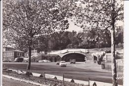 SAINT-CLOUD - Entrée Du Tunnel De L'Autoroute De L'Ouest Sous Le Parc De St-Cloud - Saint Cloud