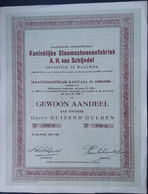 Koninklijke Stoomschoenenfabriek 1928 - Sin Clasificación
