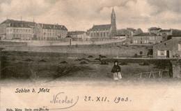 METZ Sablon Nels Série 105 N°64 - Metz