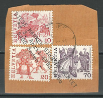 """Aufdruck """"Diese Marken Sind Entwertet ..."""" - Postmark Collection"""