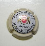 Cap. 7.  Capsule De Champagne Domi-Moreau, Mancy - Otros