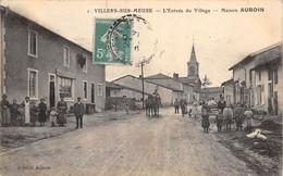 21-5461 : VILLERS-SUR-MEUSE. MAISON AUBOIN. - Other Municipalities