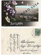 3 - Saluti Da Avigliana  - Valle Susa - Altre Città