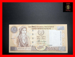 CYPRUS  1 £   1.4.2004  P. 60 UNC - Cyprus