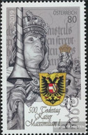Austria 3457 (complete Issue) Unmounted Mint / Never Hinged 2019 Maximilian - 2011-... Nuovi & Linguelle