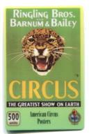 Universal Télé Communications : American Circus Posters - Giochi
