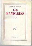 Les Mandarins Par Simone De Beauvoir - Sin Clasificación