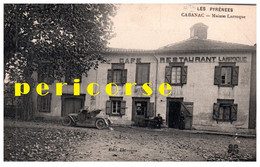 65  Cabanac  Café Restaurant Larroque - Otros Municipios