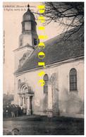 65  Cabanac  L'Eglise Sortie De Messe - Otros Municipios