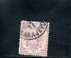 BOSNIE-HERZEGOVINE 1879-94 O - Bosnien-Herzegowina