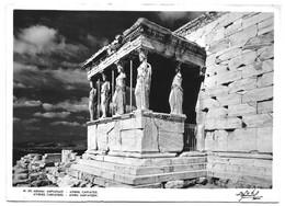 V6266 Athnai Atenai Athens Athenes - Loggia Delle Cariatidi - Eretteo - Erechteum - Archéologie, Archeologia Archeology - Grecia