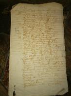 Manuscrit 1687 2 Pages - Manuskripte