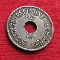 Palestine 10 Mil 1927 Palestina - Other - Asia