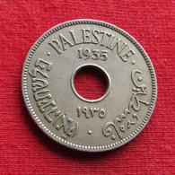 Palestine 10 Mil 1935 Palestina - Other - Asia