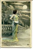 Aubade à La Lune (IV) - Pied De Nez, Une Espèce De Mandoline - Frauen