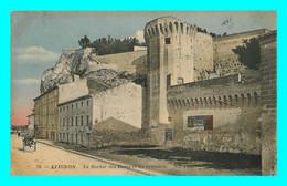 A878 / 109 84 - AVIGNON Rocher Des Doms Et Les Remparts - Avignon