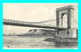 A878 / 073 84 - AVIGNON Pont Suspendu - Avignon