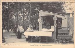 """CPA FRANCE PARIS / PARIS VECU """"Le Glacier Populaire"""" - Loten, Series, Verzamelingen"""